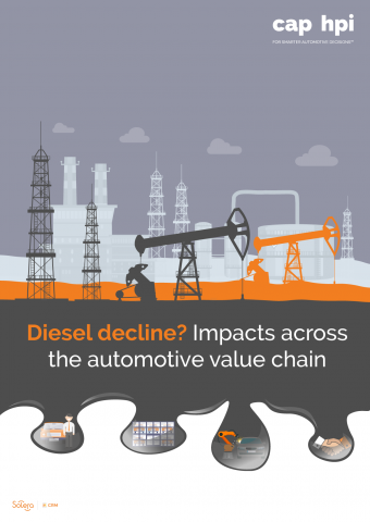 Diesel decline? Impacts across the automotive value chain.