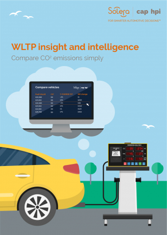 WLTP Insight & Intelligence – compare CO2 emissions simply